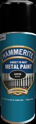 Hammerite közvetlenül a rozsdára selyem