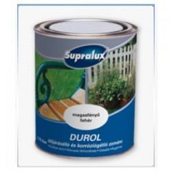 Supralux DUROL időjárásálló és korróziógátló zománcfesték