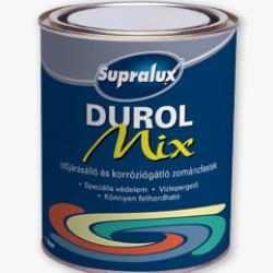 Supralux DUROL MIX időjárásálló és korróziógátló zománcfesték