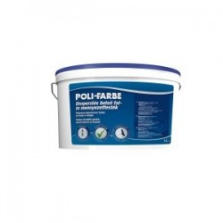 Poli-Farbe (polikutya) diszperziós belső fal- és mennyezetfesték