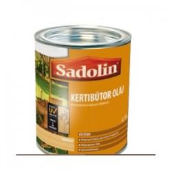 Sadolin Kertibútor olaj, keményfa kertibútorok védelmére