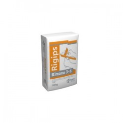 RIGIPS Rimano 3-6 vékonyvakolat