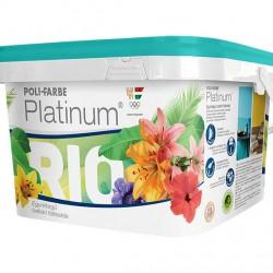 Poli-Farbe Platinum RIO egyrétegű beltéri falfesték